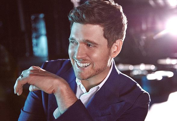 Michael Bublé Returns to T-Mobile Arena in Las Vegas May 9, 2020