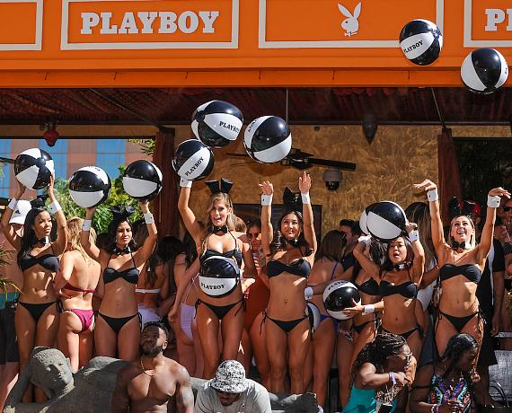 TAO Beach Playboy Fridays
