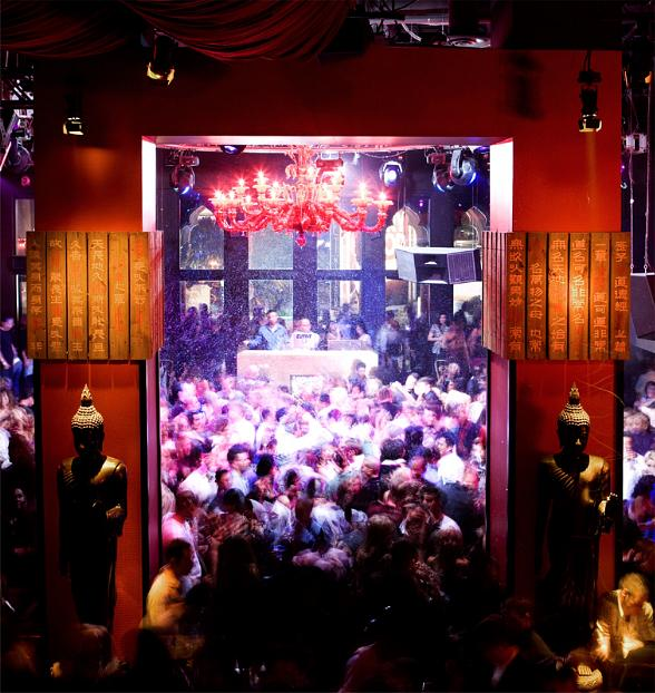 TAO Las Vegas Named Nightclub of the Year