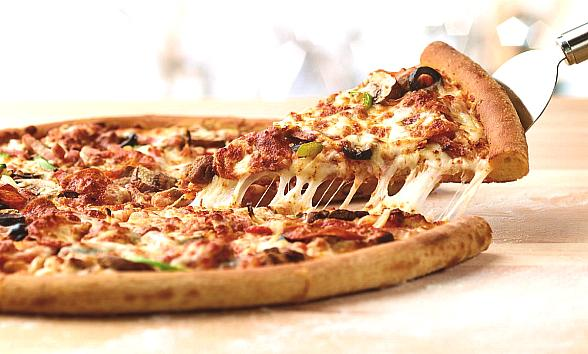 Three Square Food Bank and Papa John's Partner to Take a Slice Out of Hunger this February