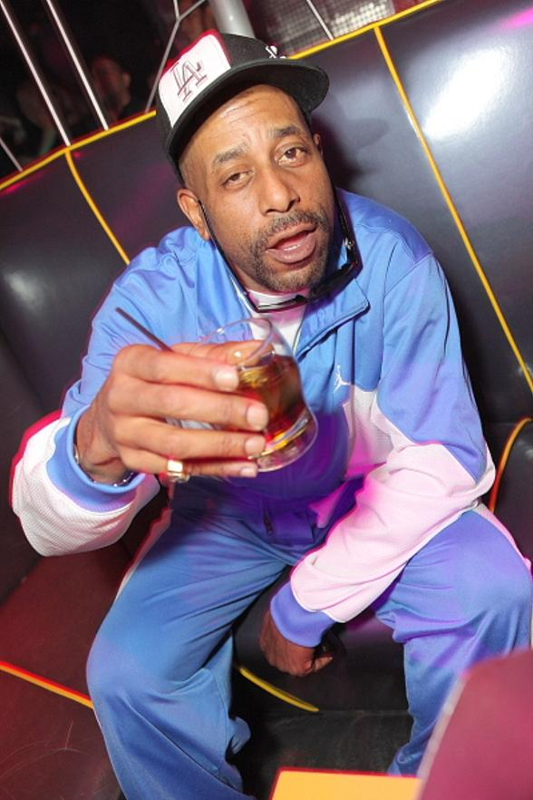 Tone Loc at Moon Nightclub