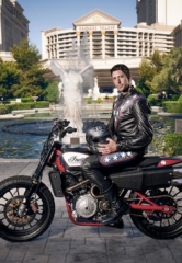 "Caesars Palace ""Evel Live"" to Celebrate the 50th Anniversary of Evel Knievel's Legendary Jump – Travis Pastrana to Attempt Three of Knievel's Most Unforgettable Feats"
