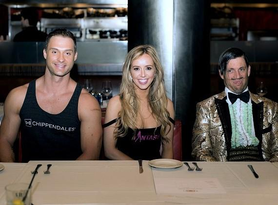 Guest judges and local performers including Mariah of FANTASY, The Gazillionaire from ABSINTHE Las Vegas and James Davis of Chippendales