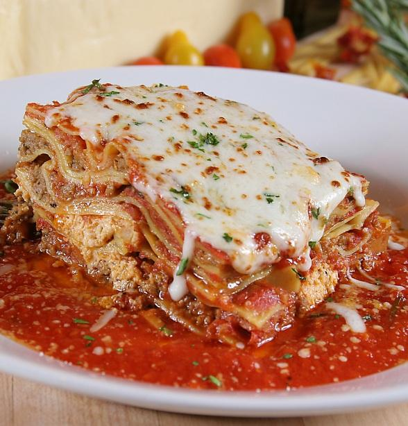 Enjoy Layers of Fun for National Lasagna Day at TREVI Italian Restaurant July 29