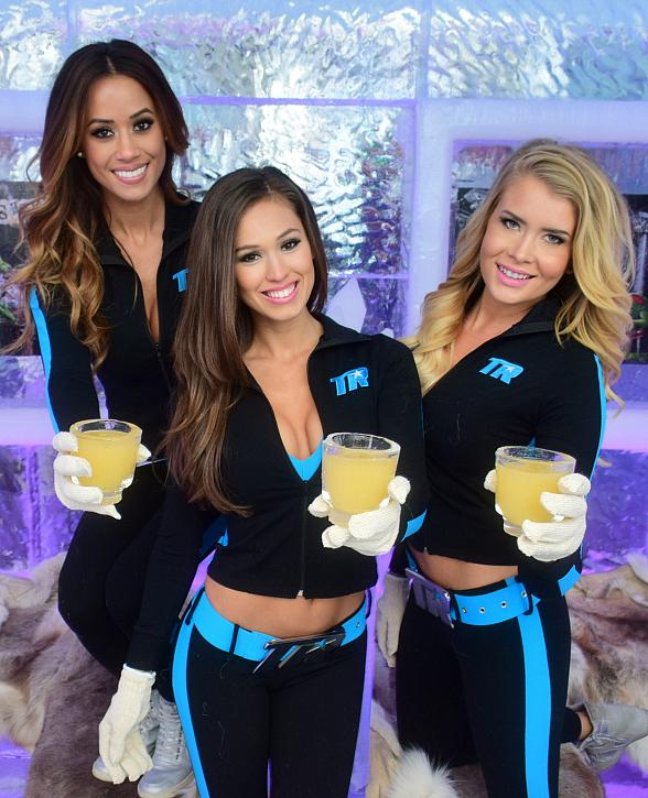 "Minus5 Ice Bar Honors Top Rank Knockout Girls with Signature ""Knockout Punch"" Cocktail"