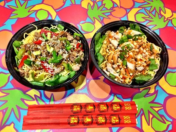 Tropical Smoothie Cafe Adds Noodle Bowls to Menu for Fall Season