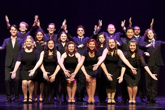 17 competitors in the 2017 Nevada High School Musical Theater Awards