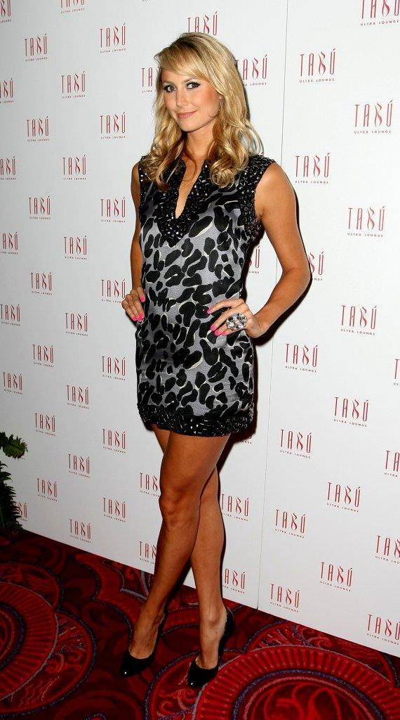 Stacy Keibler at Tabu Ultra Lounge