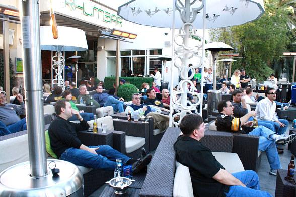 RHUMBAR to Host Basketball Tailgate Parties on the Patio in March