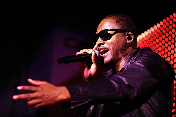 Taio Cruz performing live at Chateau Nightclub & Gardens at Paris Las Vegas