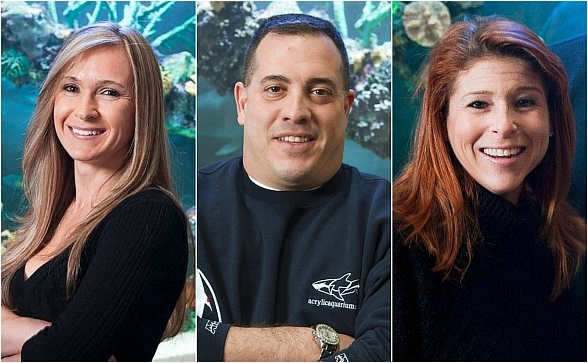 "Meet ""Tanked"" Stars Wayde King, Heather King and Agnes Wilczynski at the 3rd Annual ""Mike Hammer Celebrity Go-Kart Race,"" a Benefit for Veterans on Oct. 22 in Las Vegas"