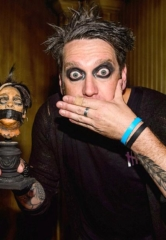 Tape Face Shrunken Head Revealed at The Golden Tiki in Las Vegas