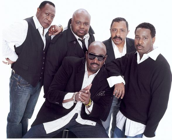 The Temptations Return to The Orleans Showroom Jan. 22-24