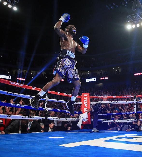 "WBO Welterweight World Champion Terence ""Bud"" Crawford Signs New Multi-Year Agreement With Top Rank"