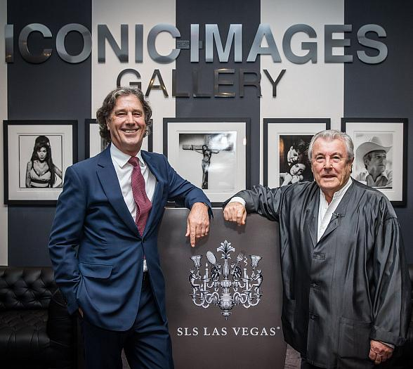 Legendary Photographer Terry O'Neill Presents the Iconic Images Gallery at SLS Las Vegas