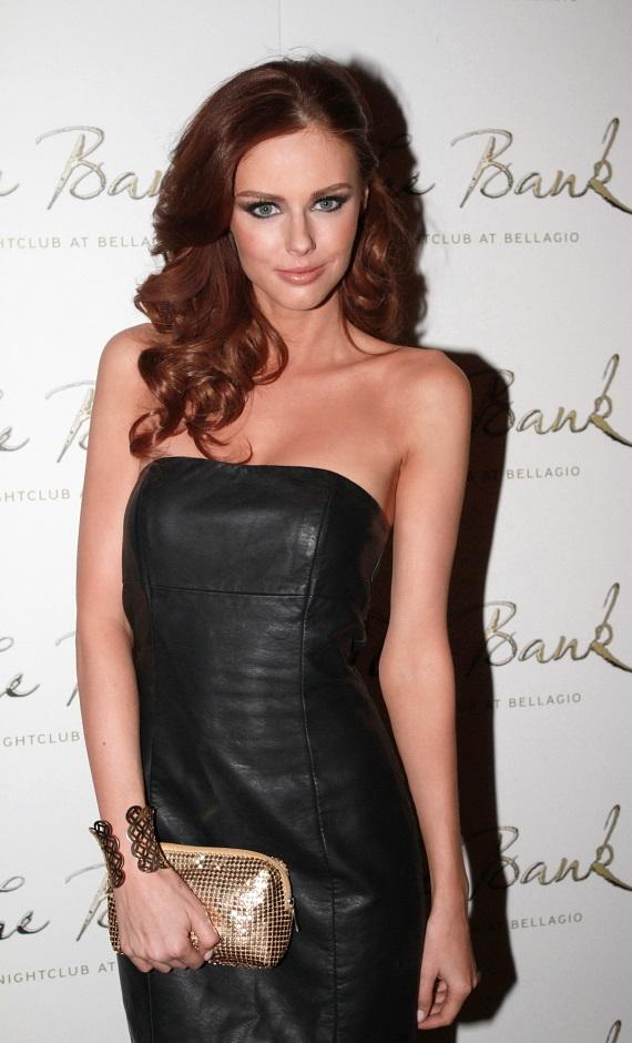 Alyssa Campanella at The Bank