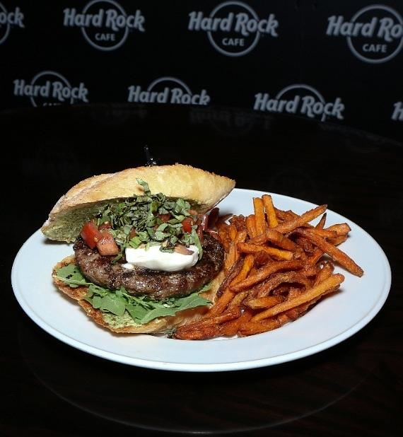 The Bugsy Burger