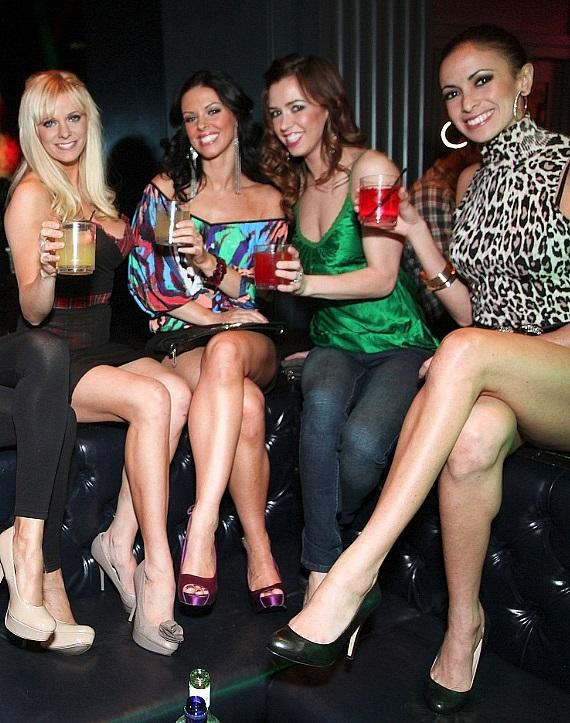 Ladies of FANTASY Host CES After-Party at Chateau Nightclub & Gardens