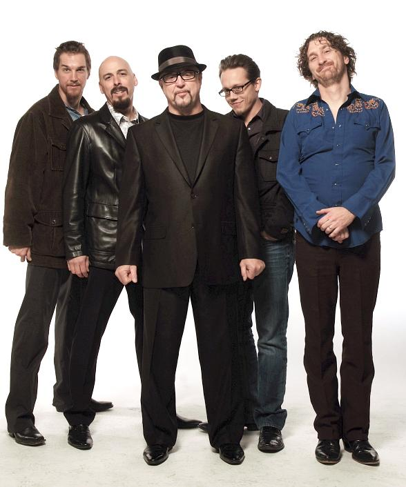 The Fabulous Thunderbirds to Play Silverton Casino October 10