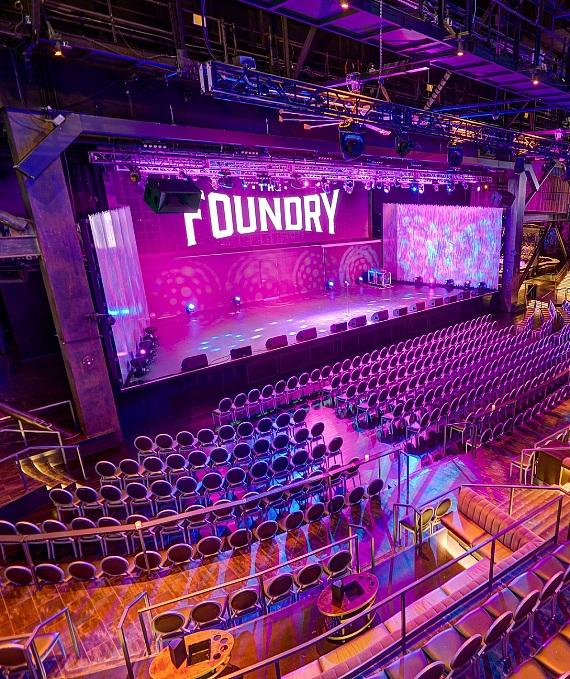 The Foundry at SLS Las Vegas