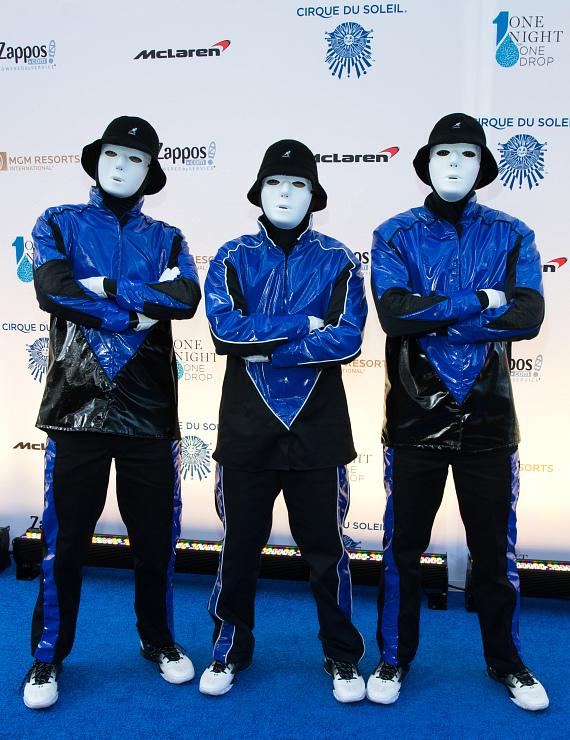 The JABBAWOCKEEZ at 'One Night for ONE DROP'