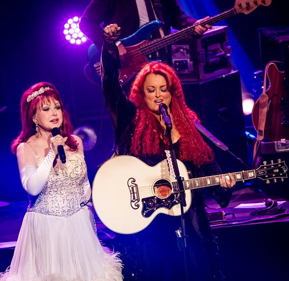 "The Judds Reunite for Opening Night of ""Girls Night Out"" at The Venetian Theatre"
