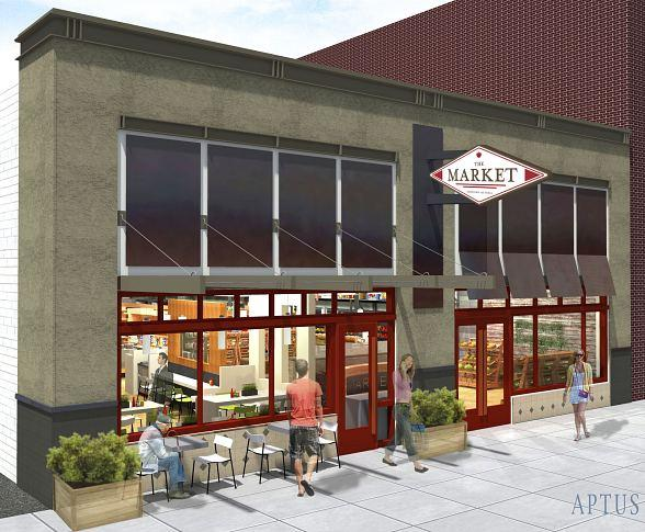 The Market to Open in Downtown Las Vegas October 8