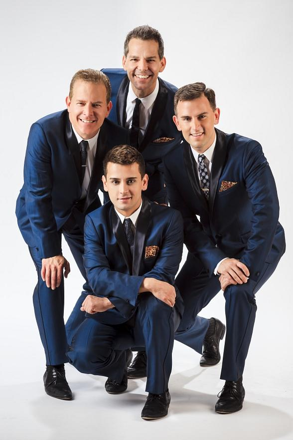 The Midtown Men to perform in the Golden Nugget's Gordie Brown Showroom August 28