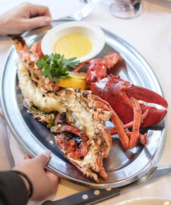 The Palm's Summer Lobster Celebration Extended Through Aug. 7