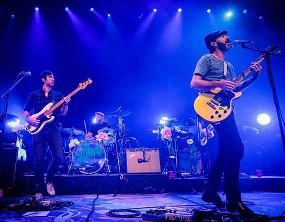 The Shins perform at The Chelsea inside The Cosmopolitan of Las Vegas