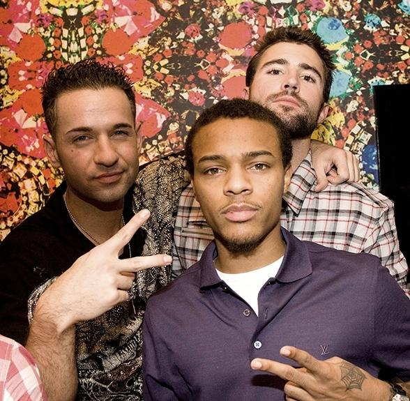The Situation, Lil Bow Wow, Brody Jenner