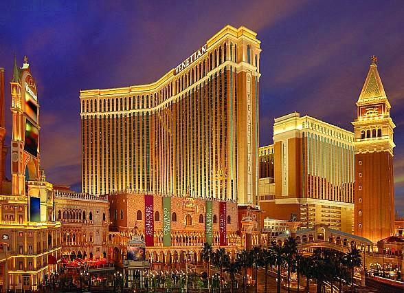 The Venetian Resort Invites Guests to Las Vegas for a 'Year of Celebrations'