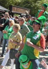 Henderson Celebrates Luck of Irish with St. Patrick's Day Parade & Festival; Annual Celebration Set for March 16-18 in the Water Street District
