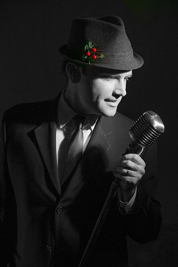 "Million Dollar Quartet Star Marc D. Donovan Presents ""Christmas Crooner"" at Westgate Las Vegas Resort & Casino, Dec. 18 Benefit for Foster Change"