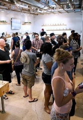 The+Source Welcomes First Day of Retail Marijuana Sales in Nevada