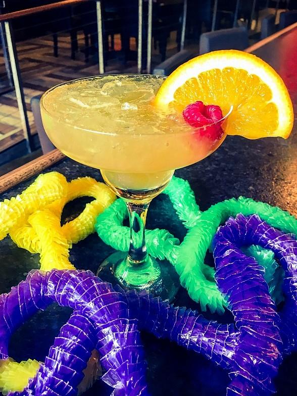 Unmask the Spirit of Mardi Gras at Therapy Restaurant with Themed Cocktails