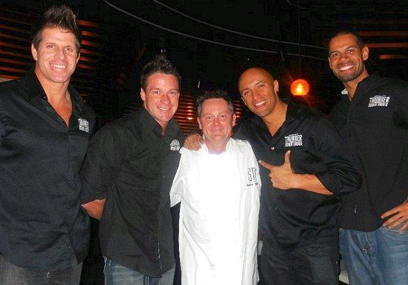Thunder from Down Under with Chef Hopcraft