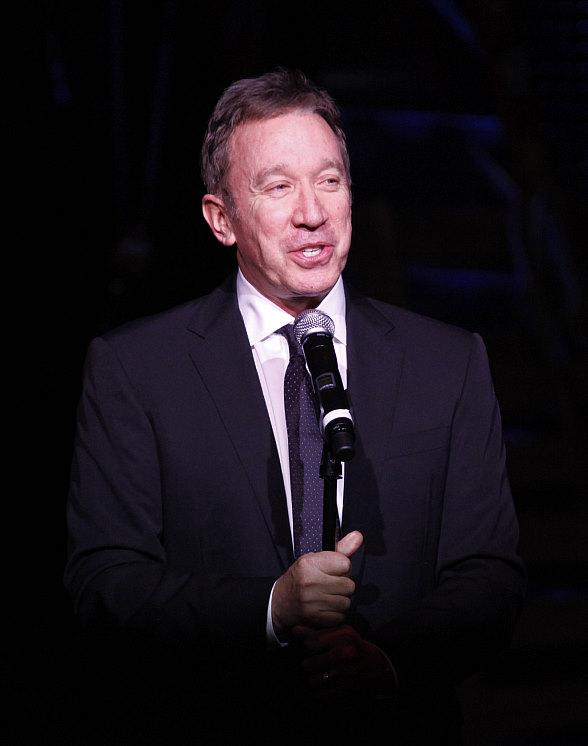 Tim Allen Performs at The Venetian Showroom