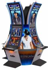 "Players are Shouting ""Truck Yeah"" over the new Tim McGraw Slot Game by Aristocrat"