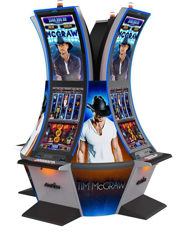 "Players across N. America shout ""Truck Yeah"" over new Tim McGraw Slot Game by Aristocrat"