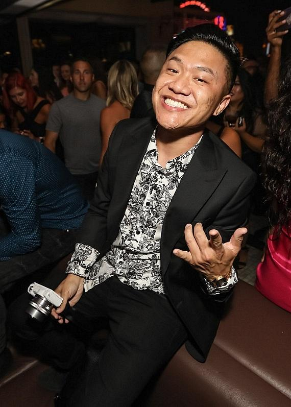 Timothy DeLaGhetto Hosts Outrageous Bachelor Party at Hyde Bellagio in Las Vegas