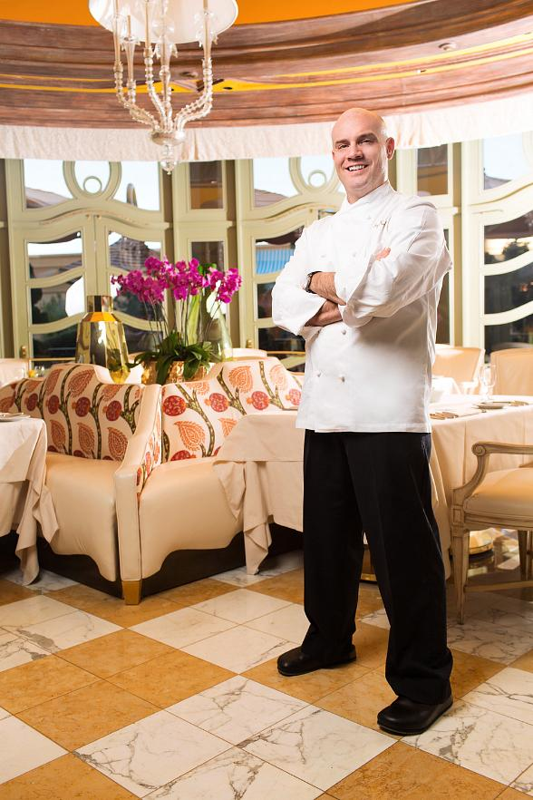 Timothy Henderson Joins Tableau at Wynn Las Vegas as Executive Chef