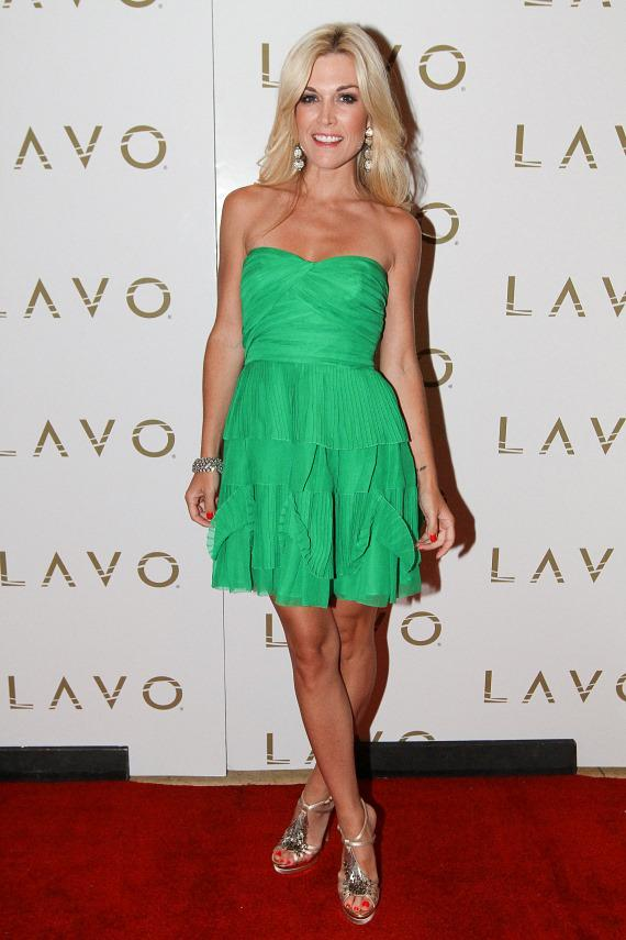Tinsley Mortimer at LAVO