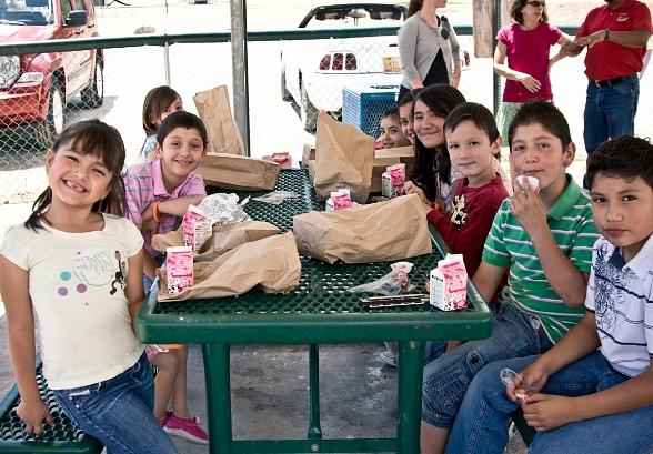 "Mercadito Takes On Childhood Hunger with National ""Tacos for Strength"" Campaign"