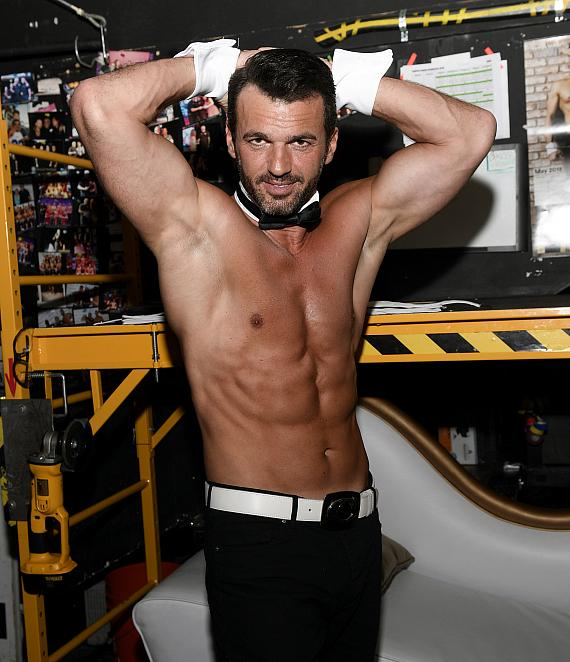 """Tony Dovolani, of """"Dancing with the Stars"""" and Current Chippendales Guest Host at the Rio All-Suite Hotel & Casino in Las Vegas"""