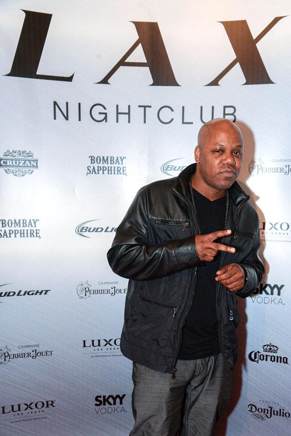 Too Short performs at LAX Nightclub