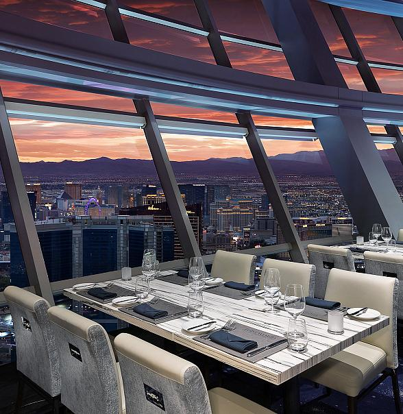 Top of the World at Stratosphere Casino, Hotel & Tower Debuts Remodeled Dining Room