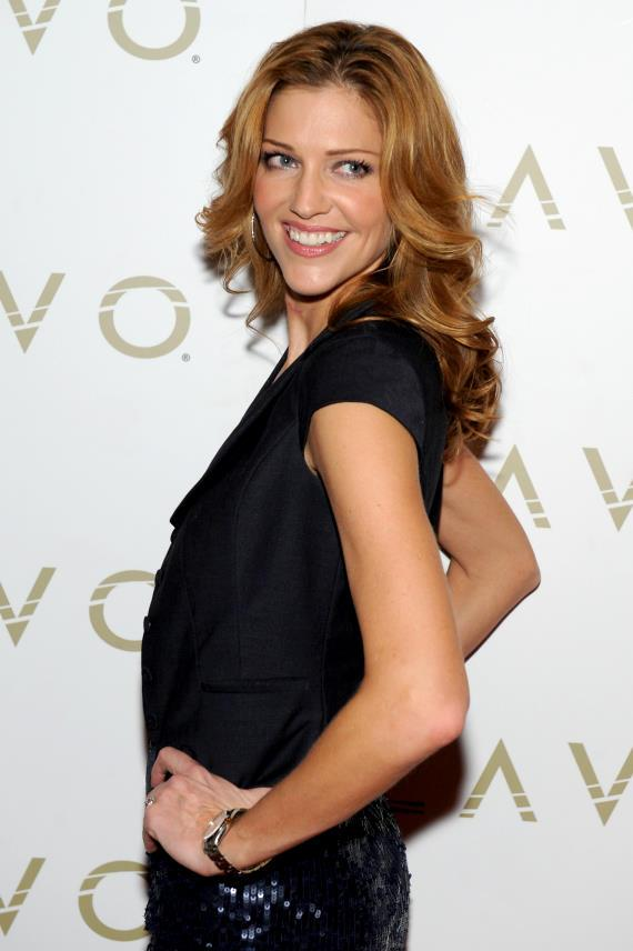 Tricia Helfer at LAVO