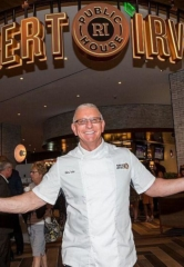 Robert Irvine's Public House to Celebrate Its One-Year at Tropicana Las Vegas with Special Anniversary Bash July 28