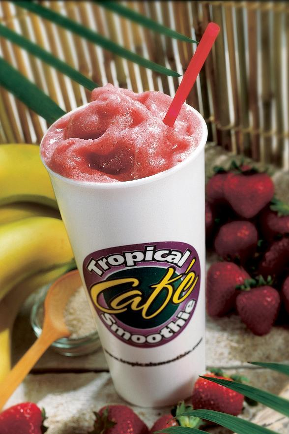 Tropical Smoothie Cafe Jetty Punch
